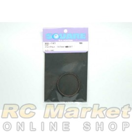 SQUARE SBL-147 Belt S3M 147mm 49T Belt SVD-149C