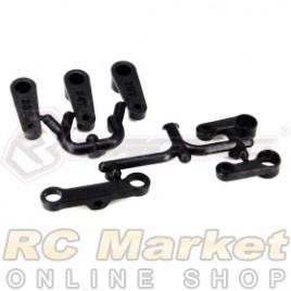 3RACING SAK-M4S36 M4 Steering Set for 3RACING SAKURA M