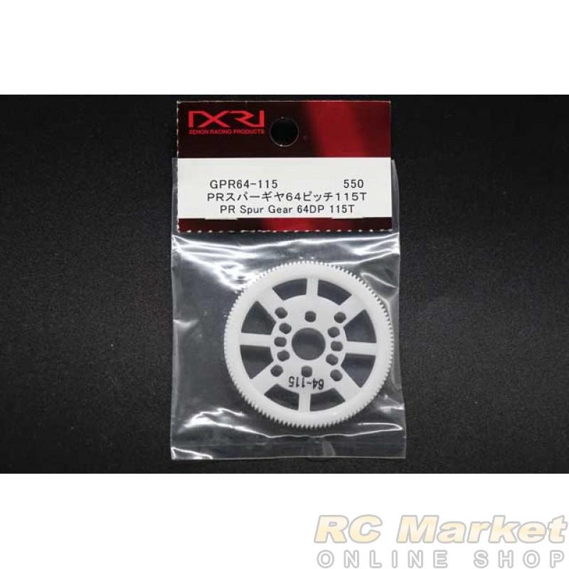 XENON GPR64-115 PR Spur Gear 64P 115T
