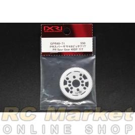 XENON GPR48-71 PR Spur Gear 48P 71T