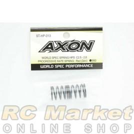 AXON ST-HP-013 World Spec Spring HPS C2.5-2.8 : Red (2Pic)