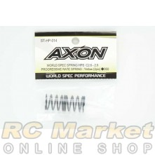 AXON ST-HP-014 World Spec Spring HPS C2.6-2.9 : Yellow (2Pic)