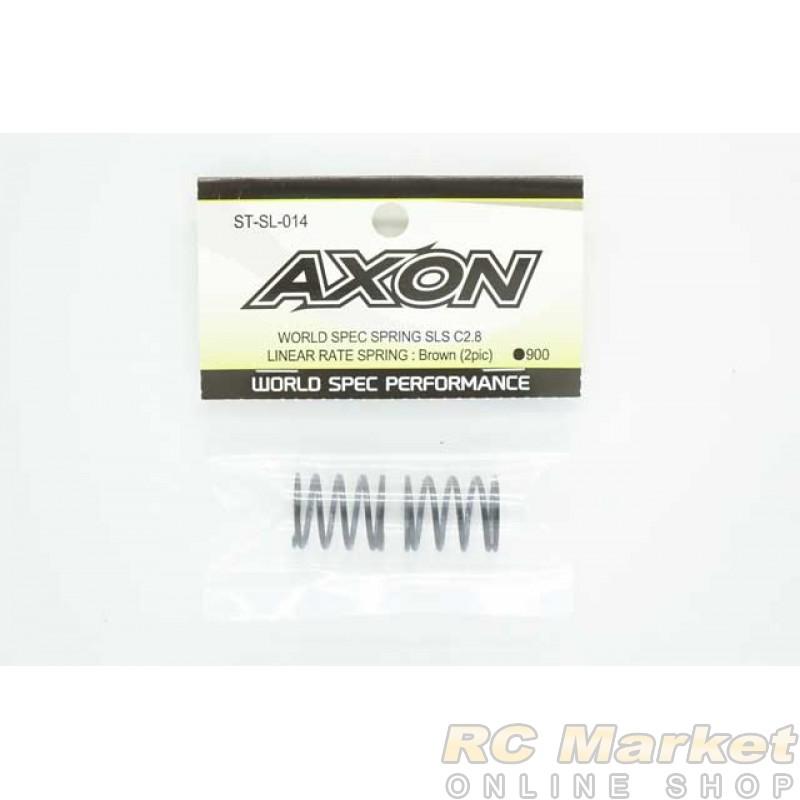 AXON ST-SL-014 World Spec Spring SLS C2.8 : Brown (2Pic)