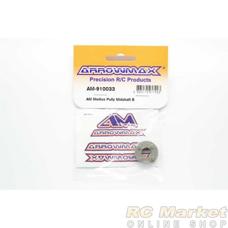 ARROWMAX 910033 AM Medius Pully Midshaft B