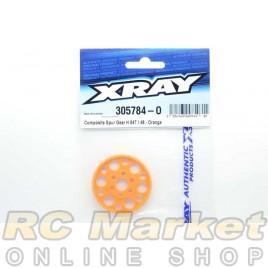 XRAY 305784-O Composite Spur Gear H 84T / 48 - Orange