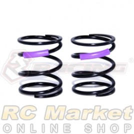 3RACING SAK-A538/PU M4 PRO M1.4 x 14 x 20.5 - 4.5T C3.25 - Purple (2 pcs)