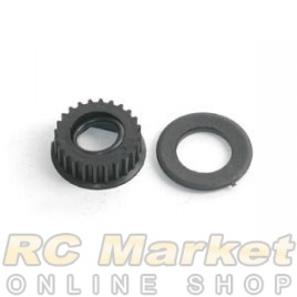 SERPENT 9213 Timing Belt Pulley 24T
