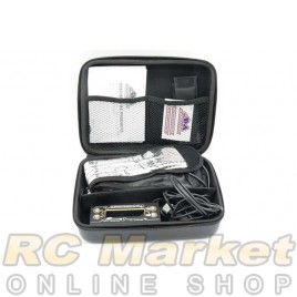 ARROWMAX 174015 AM Tyre Warmer (1/8th) & Batt Warmer With Bag Black Golden