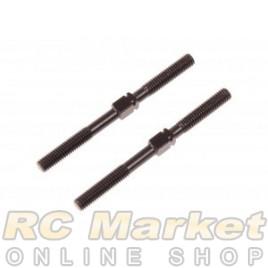 SERPENT 401056 Track Rod Steel (2)