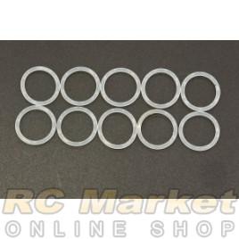 SERPENT 600113 O-Ring Shock Nut (10)
