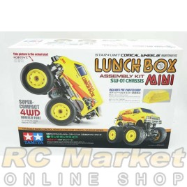 TAMIYA 57409 Star Unit Lunch Box Mini SW-01