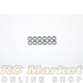 SERPENT 600263 Washer M3 Alu (12)