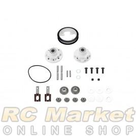 SERPENT 804440 Diff Set RR 750 Arrowspace Magnesium