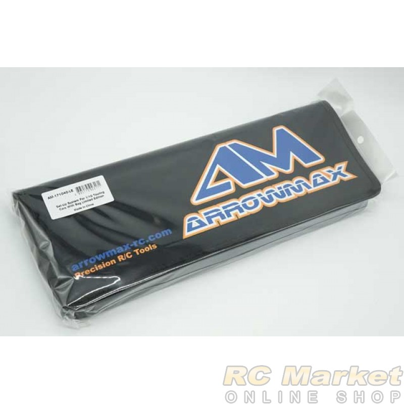 ARROWMAX 171040-LE Set-Up System For 1/10 Touring Cars With Bag Limited Edition
