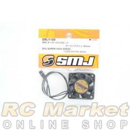 SMJ SMJ1189 Super High Speed Cooling Fan 40mm