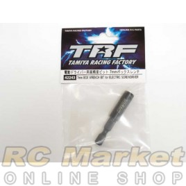 TAMIYA 42243 TRF High Precision Bit 7mm Box Wrench for Electric Screwdriver