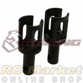 3RACING SAK-U122A_HD Gear Differential Outer Joint