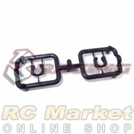 3RACING SAK-U122D_V2 4MM Universal Shaft Cushion