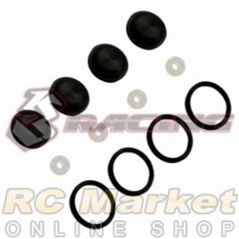 3RACING SAK-U314B M4 PRO Damper O-Ring Replacement for #SAK-U314/PK