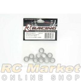 3RACING 3RB-6700-ZZ/10 Double Metal Shield Bearing 10x15x4mm (10pcs)
