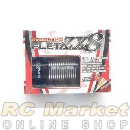 MUCH MORE MR-2200FZX8EV FLETA ZX8 Evolution 1/8th Scale Brushless Motor (2200KV)
