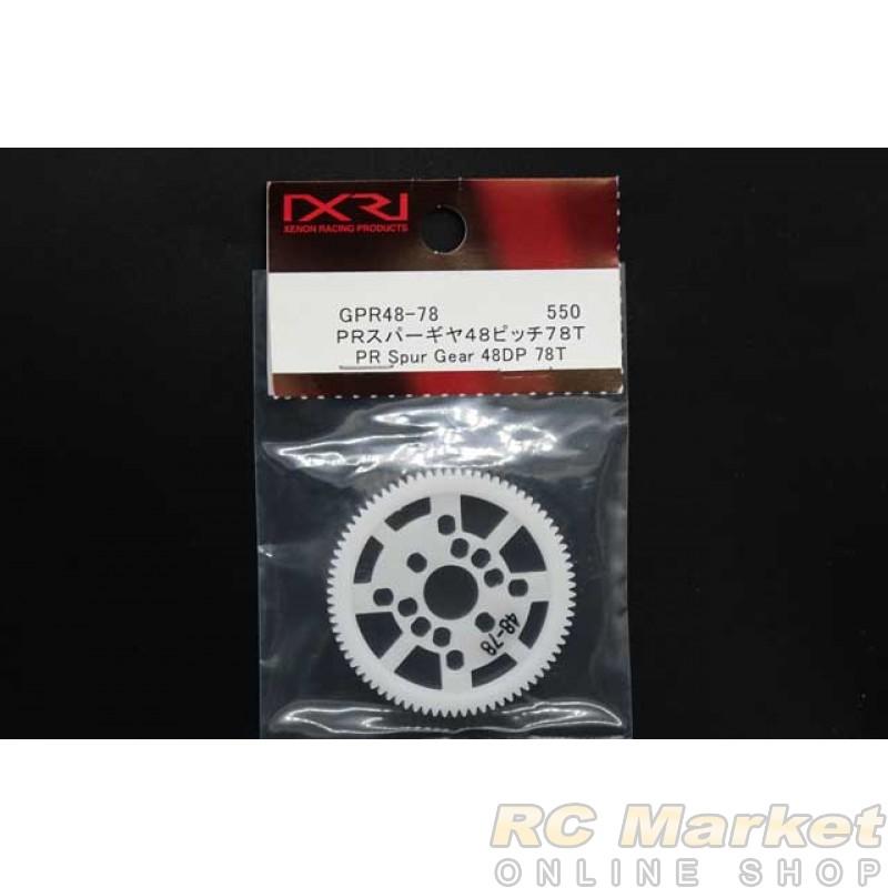 XENON GPR48-78 PR Spur Gear 48P 78T