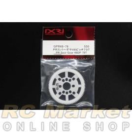XENON GPR48-79 PR Spur Gear 48P 79T