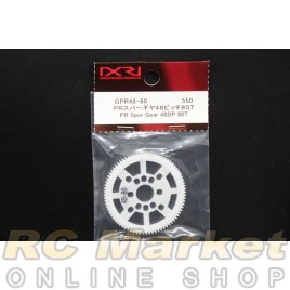 XENON GPR48-80 PR Spur Gear 48P 80T