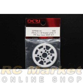 XENON GPR48-81 PR Spur Gear 48P 81T