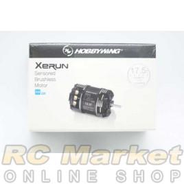HOBBYWING 30401131 Xerun Sensored Brushless Motor V10 G3R 17.5T (Free Shipping)