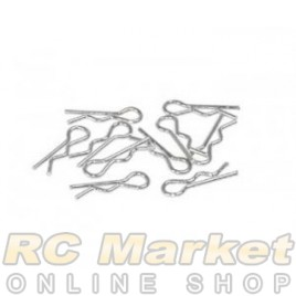 SERPENT 1602 Tank-Clips Small (10)