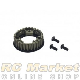 SERPENT 903594 Pulley Front Axle 28T Alu