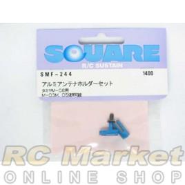 SQUARE SMF-244 Aluminum Antenna Holder (for TAMIYA M-06)