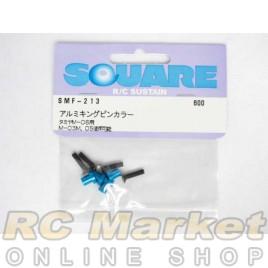 SQUARE SMF-213 Aluminum Kingpin Collar (for TAMIYA M-06)