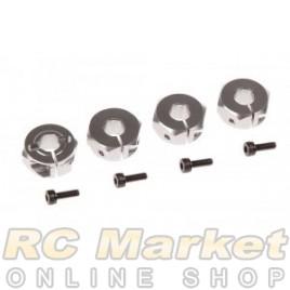 SERPENT 401032 Wheel Adaptor Hex (4)