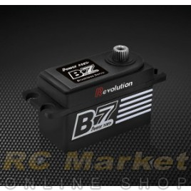 POWER HD B7 Revolution Digital High Voltage RC Brushless Servo (Free Air Parcel)