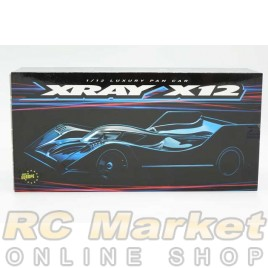 XRAY 370012 X12'20 US SPECS - 1/12 PAN CAR