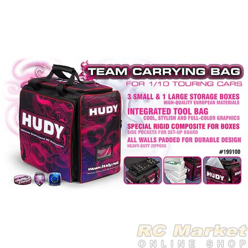 V2 HD199100 HUDY 1//10 TOURING CARRYING BAG TOOL BAG