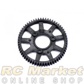 SERPENT 903637X 2-Speed Gear 62T SL8 XLI V2