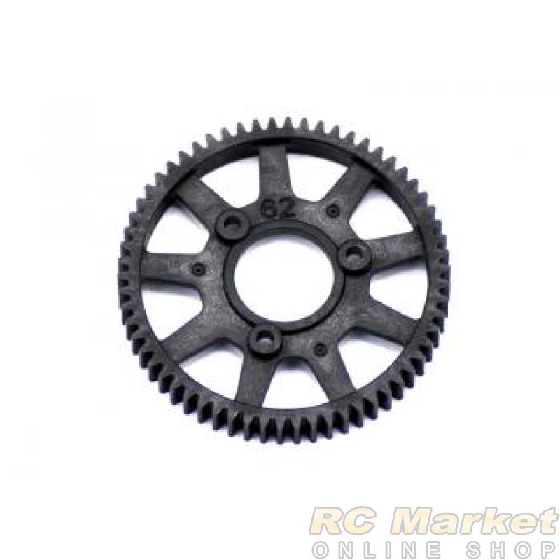 SERPENT 903637X 2-Speed Gear 62T SL8 XLI V2