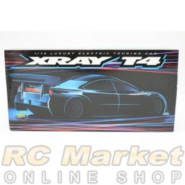 XRAY 300027 T4'20 Spec 1/10 Luxury Electric TC ALU FLEX Chassis