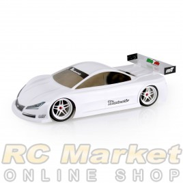 MON-TECH 019-013 Montecarlo Touring 190mm Standard Weight Bodyshell