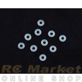 SERPENT 600112 O-Ring Shock Bottom (10)