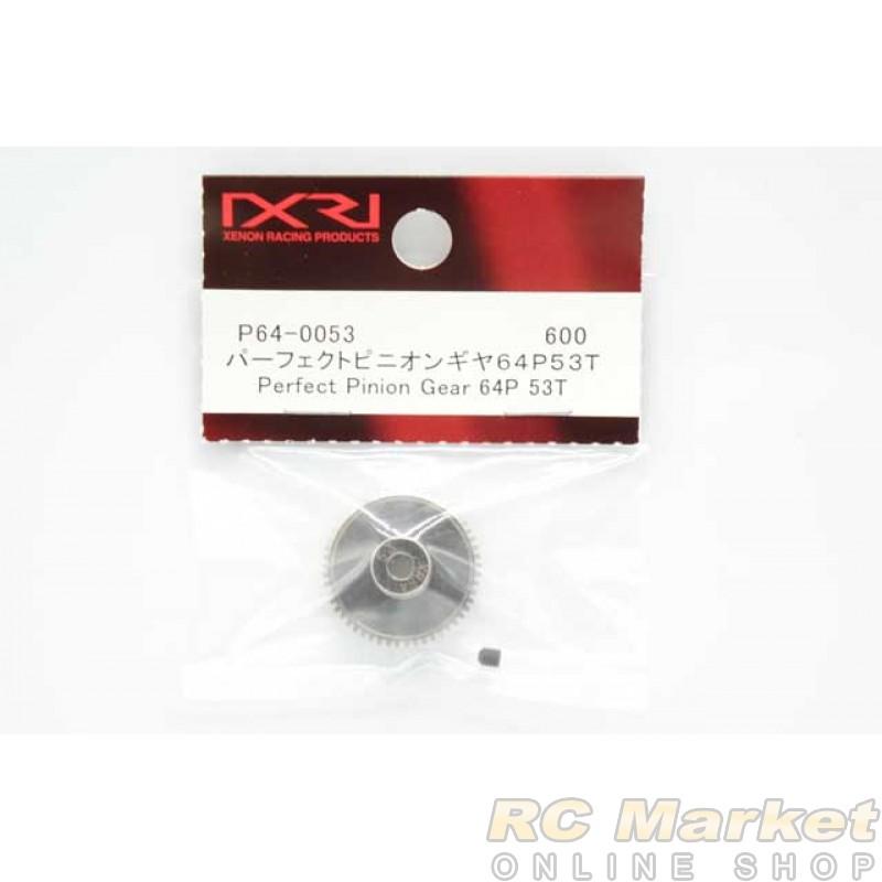 XENON P64-0053 Perfect Pinion Gear 64P 53T