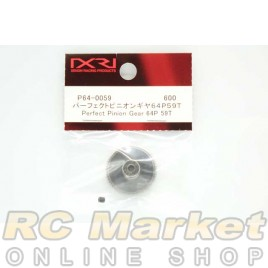 XENON P64-0059 Perfect Pinion Gear 64P 59T