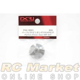 XENON P64-0063 Perfect Pinion Gear 64P 63T