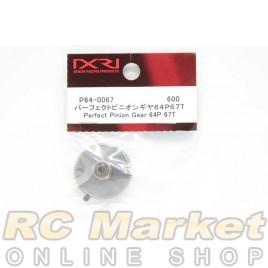 XENON P64-0067 Perfect Pinion Gear 64P 67T