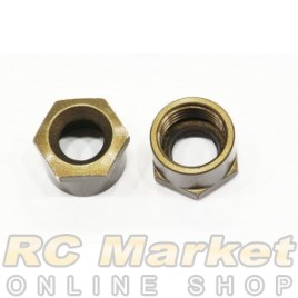 SERPENT 600174 Antirollbar Nut (2)