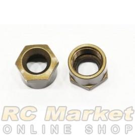 SERPENT 600174 Antirollbar Nut (2)