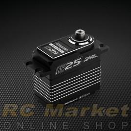 POWER HD S25 Digital High Voltage RC Digital Servo Silver